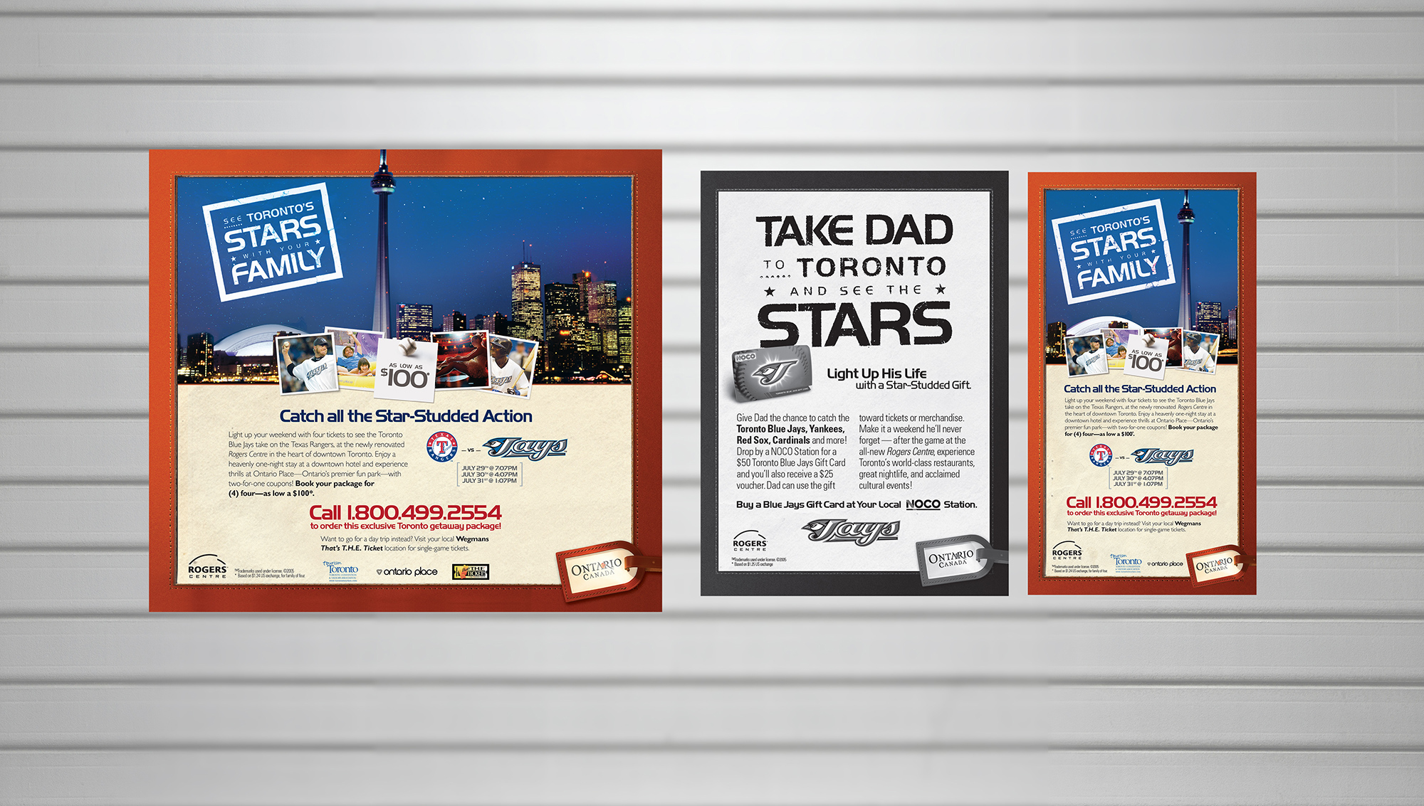Ontario Tourism – See the Stars Campaign
