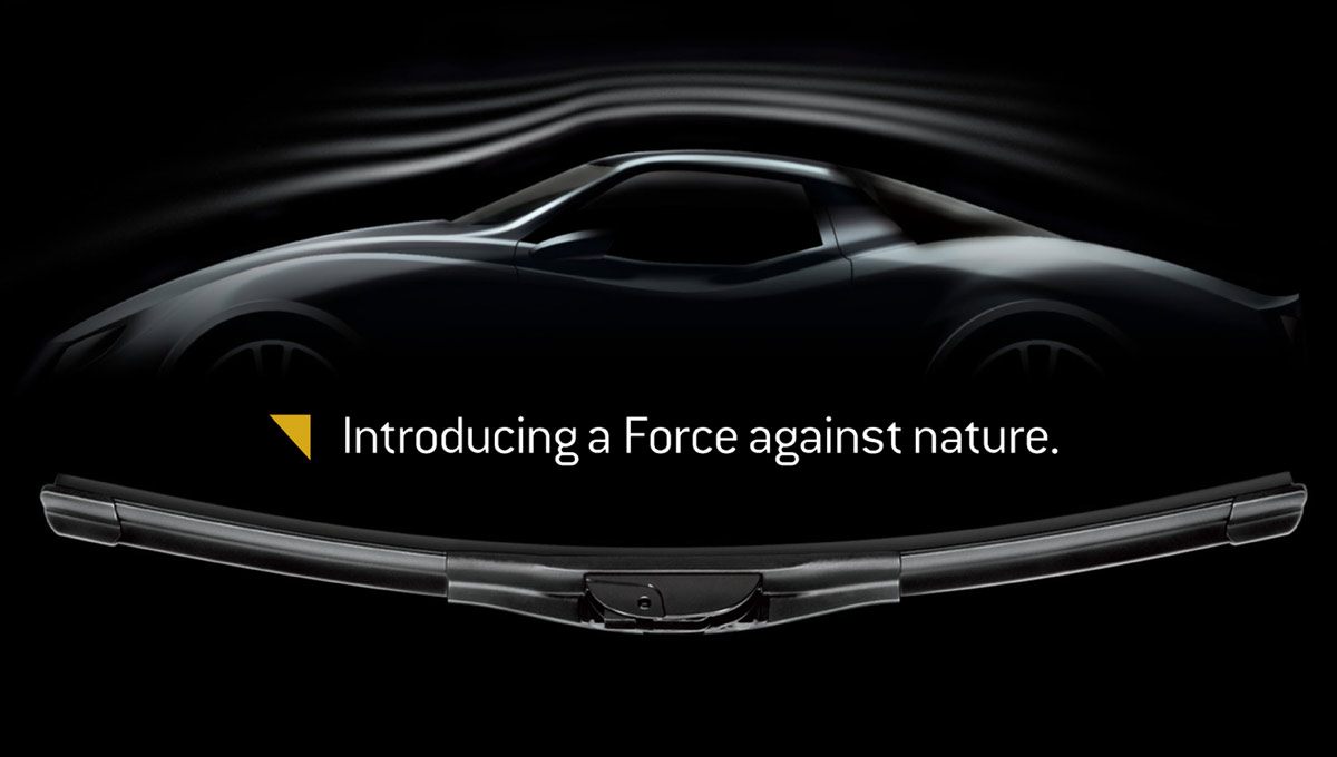 TRICO Force Wiper Blade – Product Launch