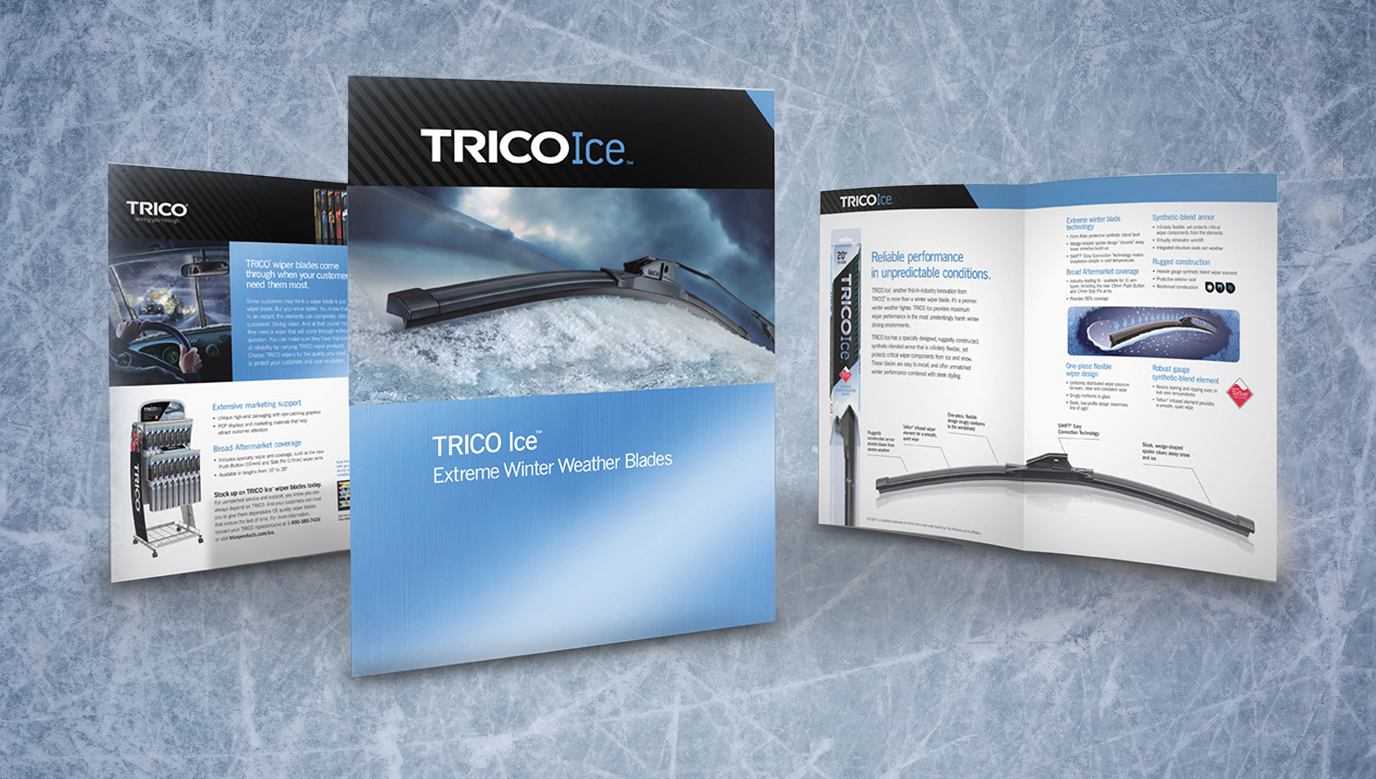 TRICO Ice – Brand Launch