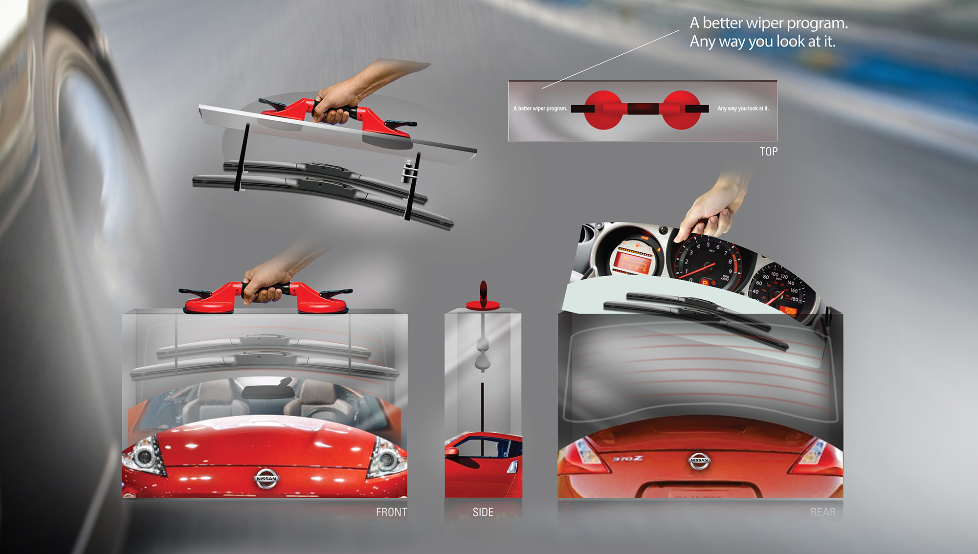 Automotive Graphic Design Portfolio